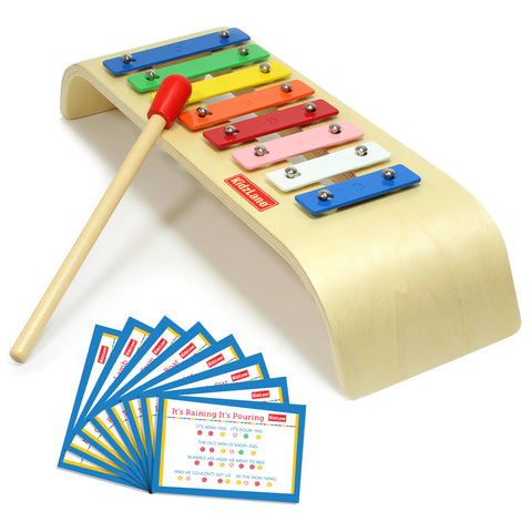My First Wooden Xylophone