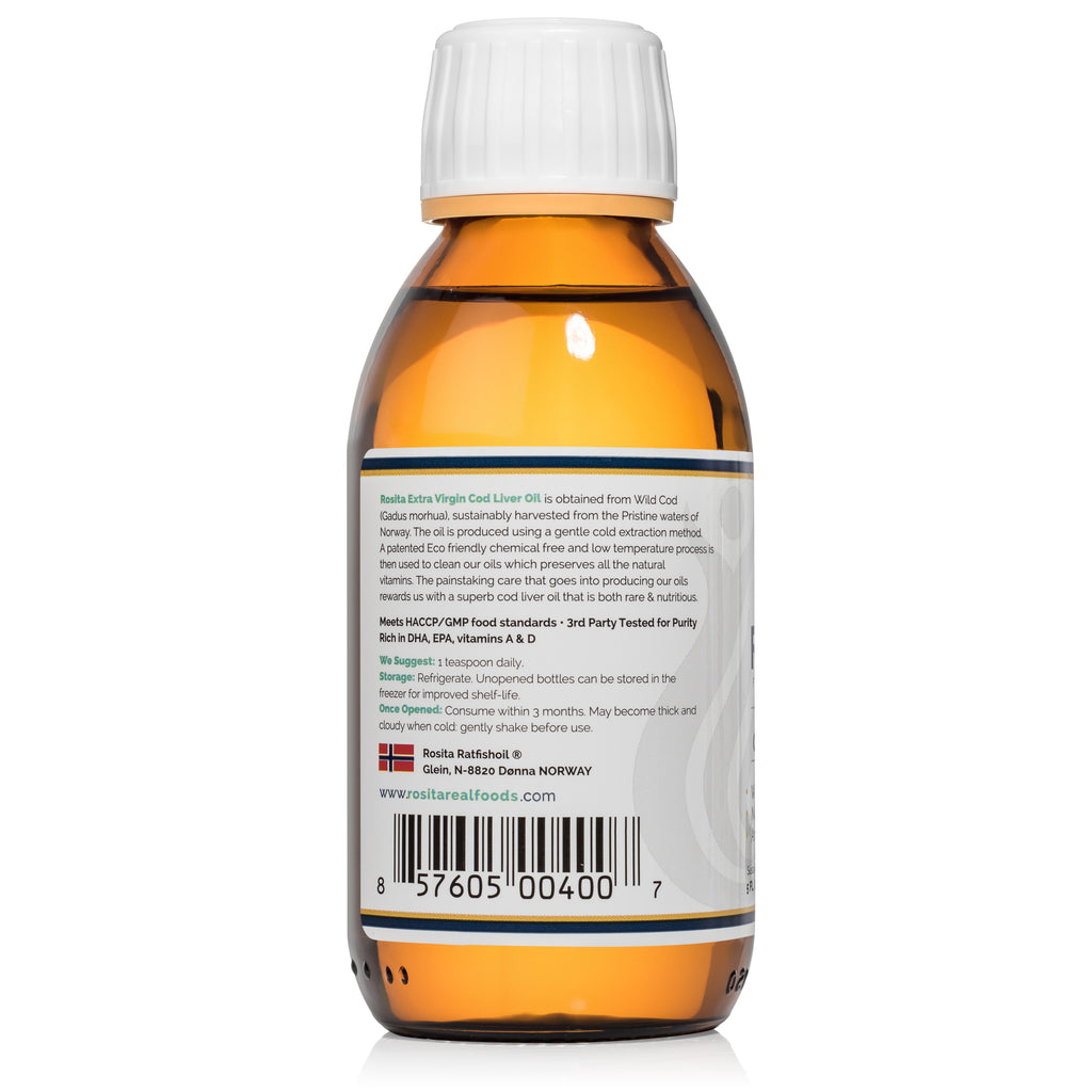 Rosita Extra-Virgin Cod Liver Oil