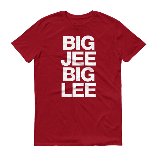 T-shirts - Big Jee Big Lee