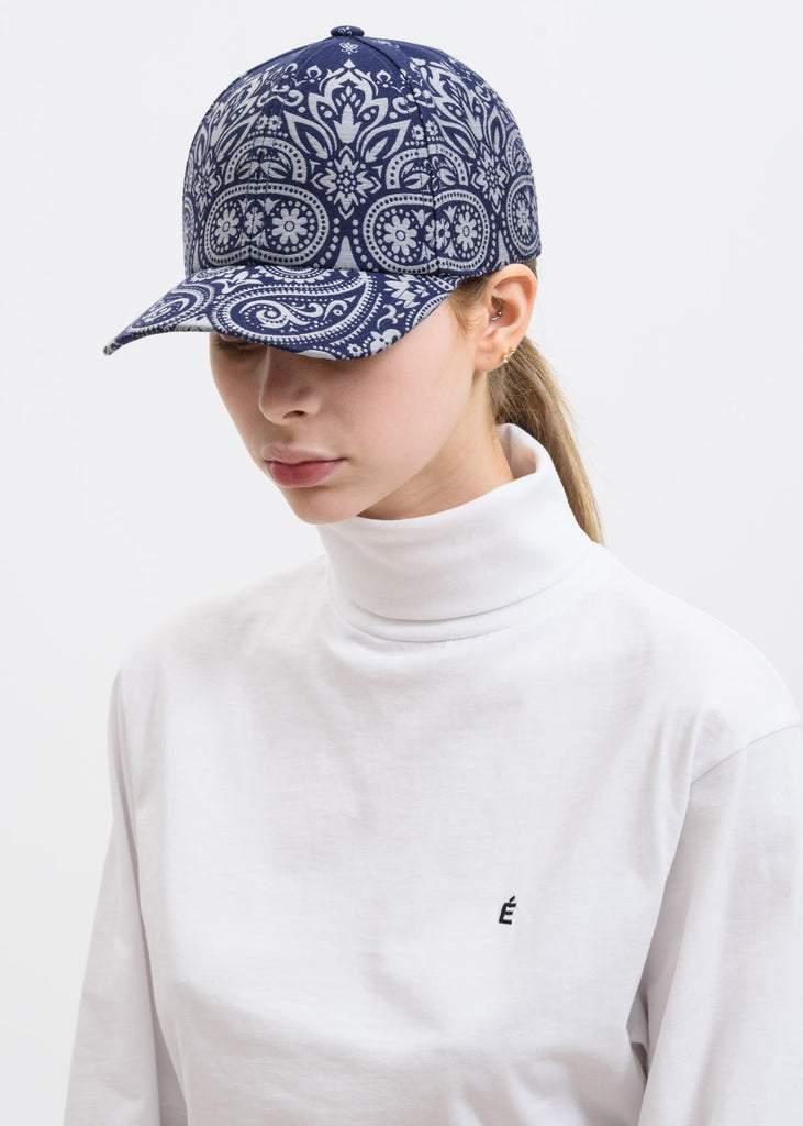 Blue Cloud Bandana Cap