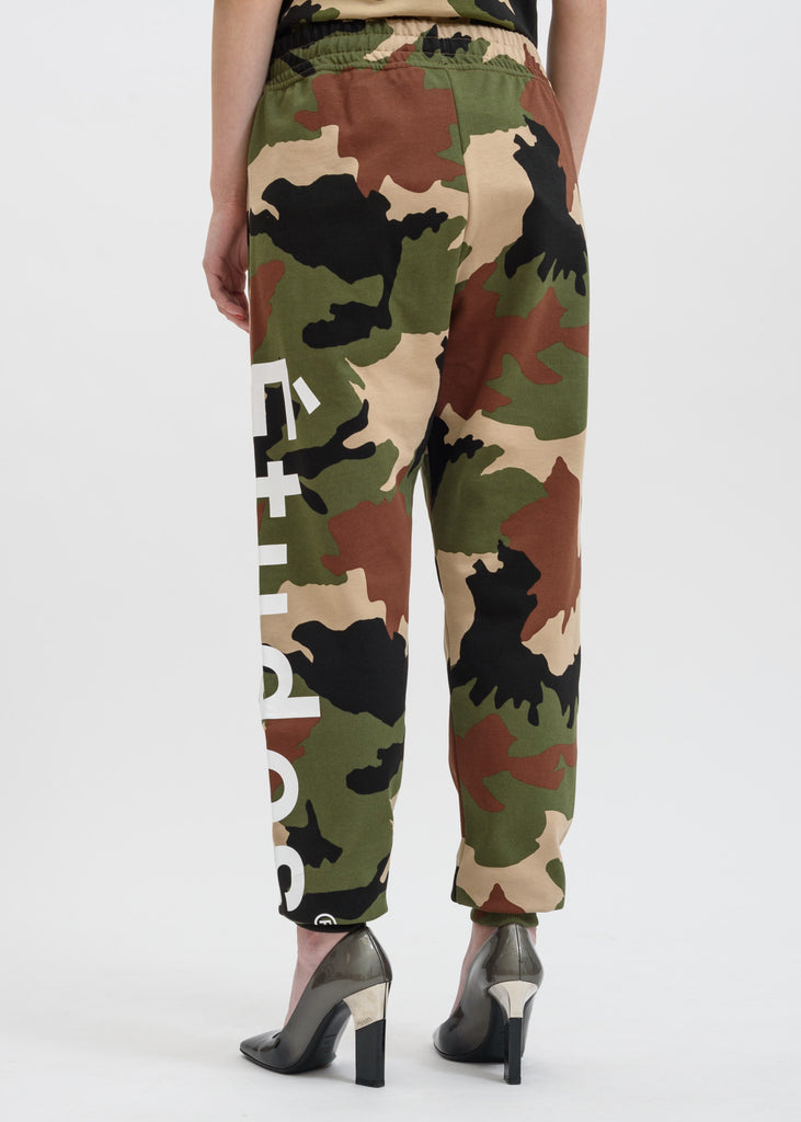 Camo Tempera Sweatpants