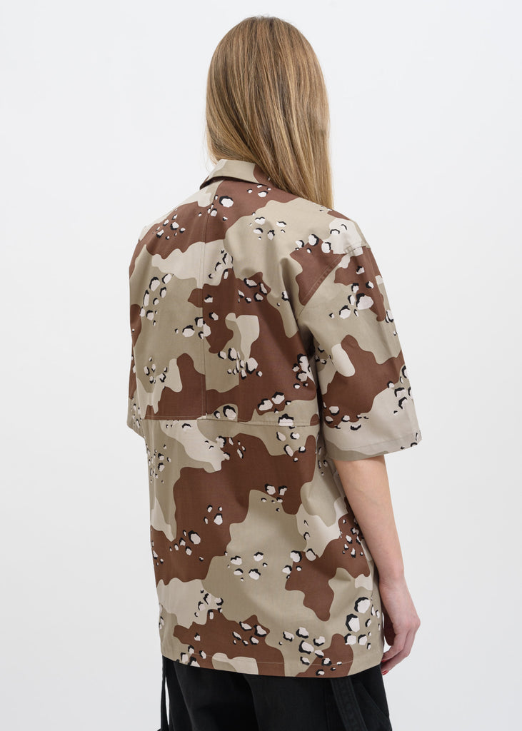 Camo Valley Canvas Shirt