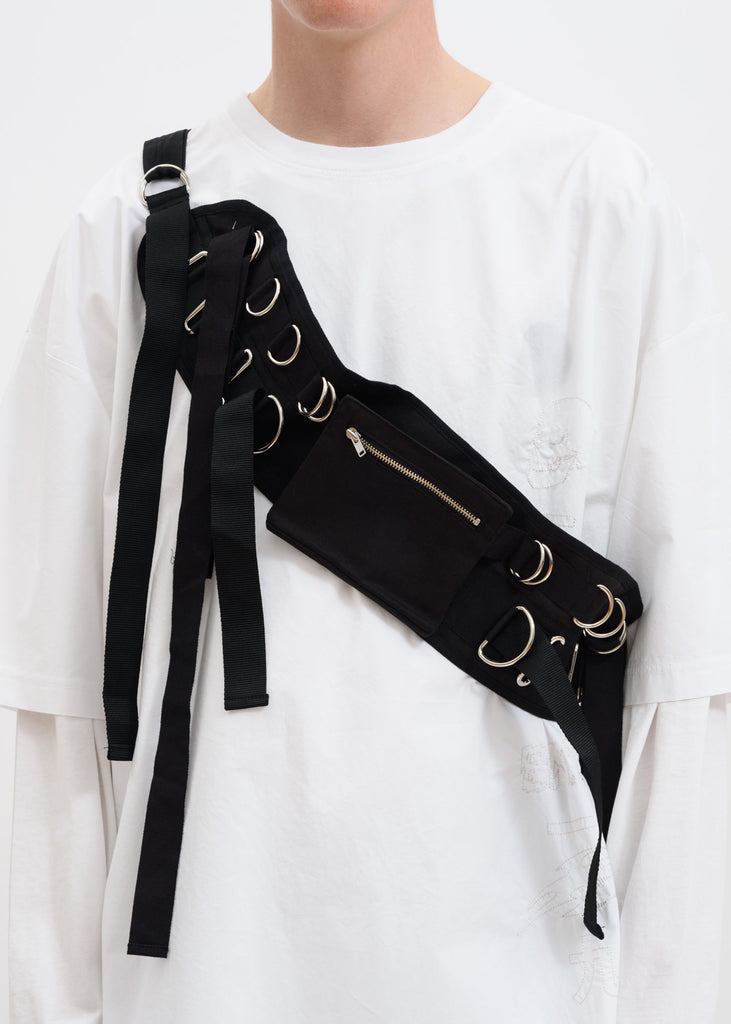 Black Belt w/ Pouch
