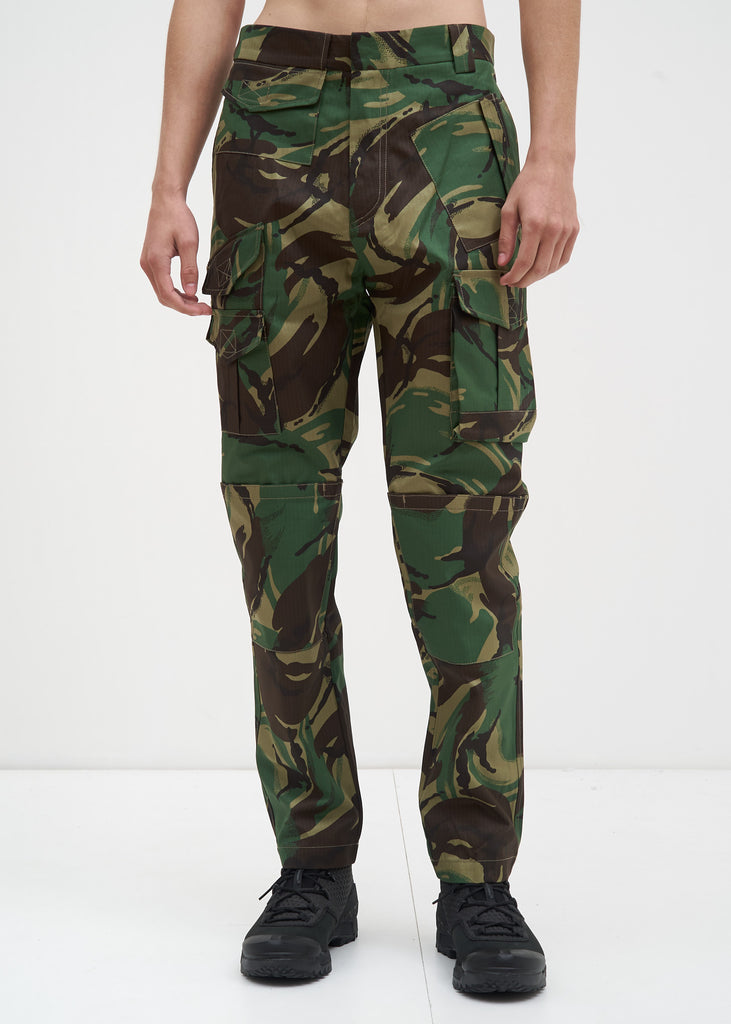 Camo Trooper Cargo Trousers