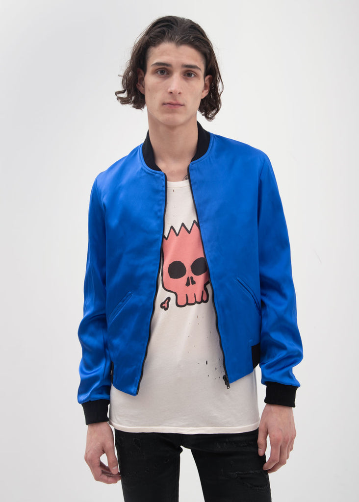 Blue Mick Jacket