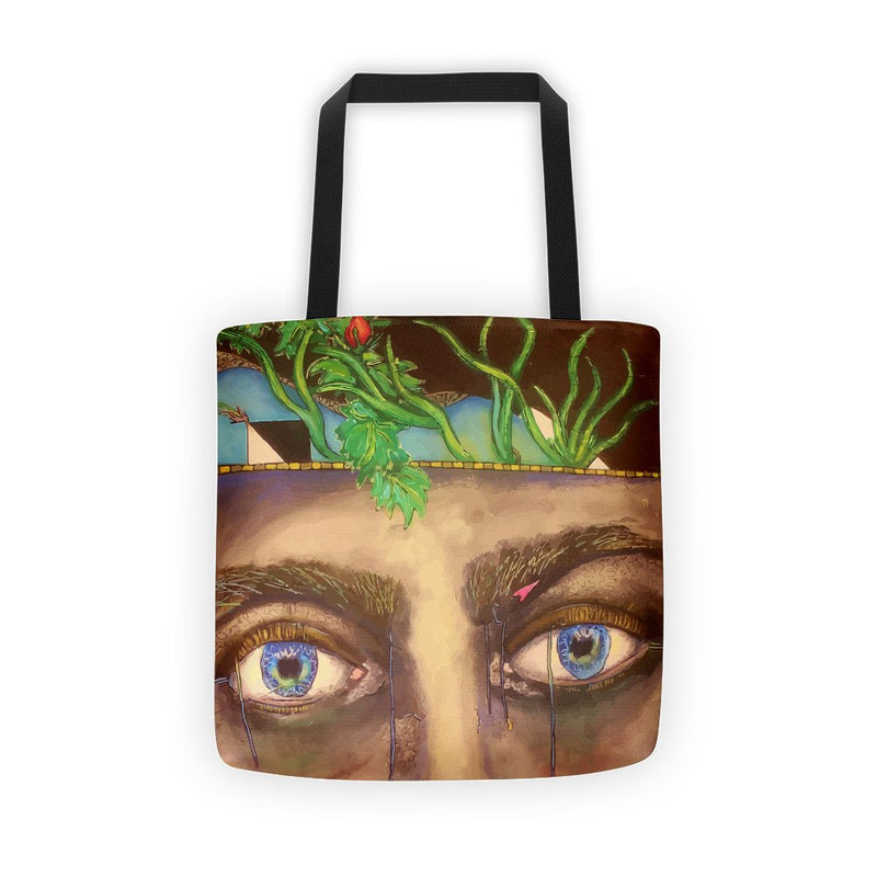 Hope is Eternal | All Over Tote Bag - Przekop Design Co.