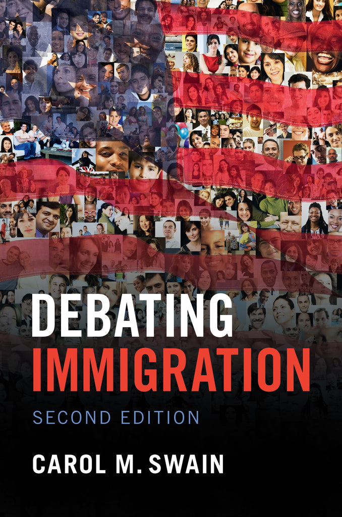 Debating Immigration: Second Edition (2018)