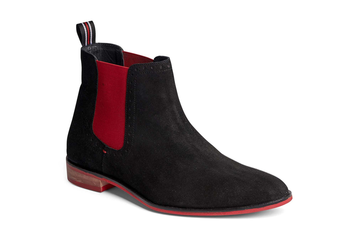 Mantra Chelsea Boot Suede