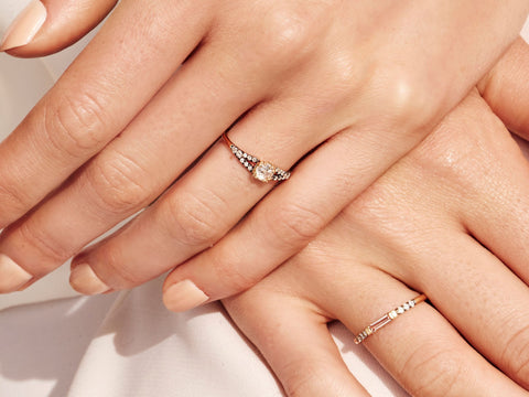 Devotion Solitaire Ring