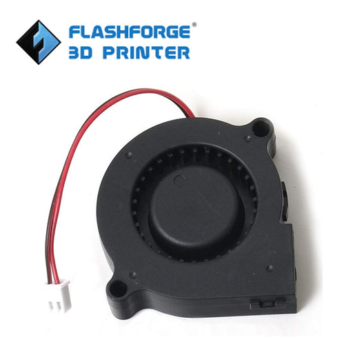 Cubic Technology 3D Printer & Accessories Flashforge Extruder Turbo Fan
