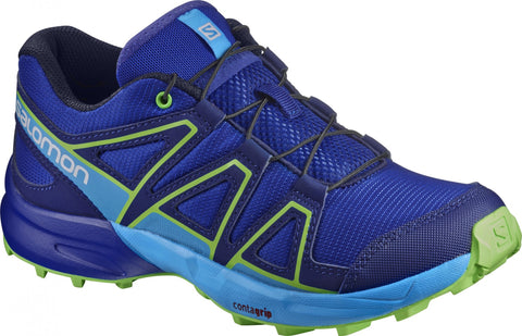 Salomon Speedcross Junior (Blue/Green)
