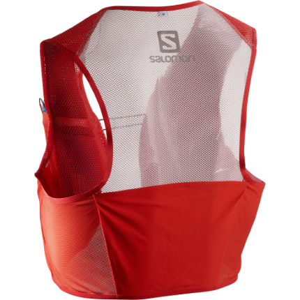 Salomon S/Lab Sense 2 Set (Red)