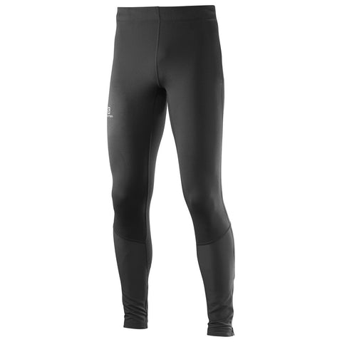 Salomon Agile Long Tight Men (Black)