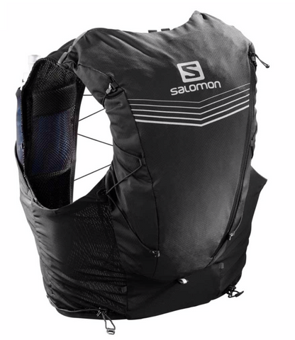 Salomon Adv Skin 12 Set (Black)
