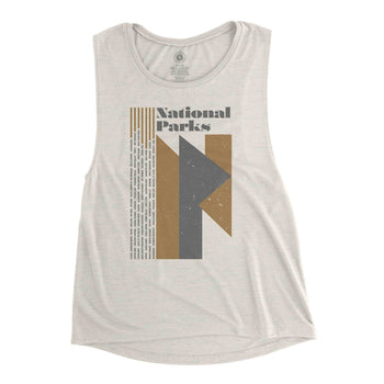 NATIONAL PARKS MUSCLE TANK