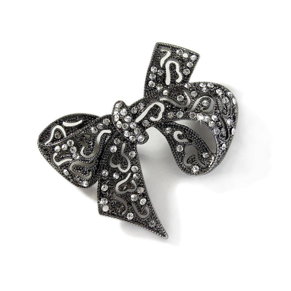 Vintage Bow Brooch