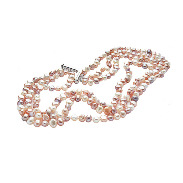 Magnificent Spring Pearl Necklace