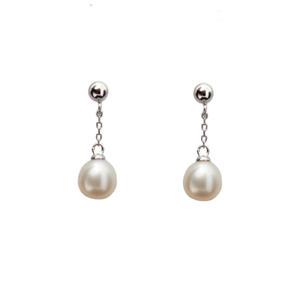 Pearl Drops <BR/>Earrings
