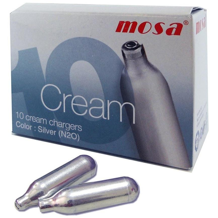 Mosa Whipped Cream Chargers