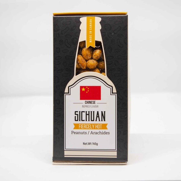 Beer Snacks: Sichuan Peanuts