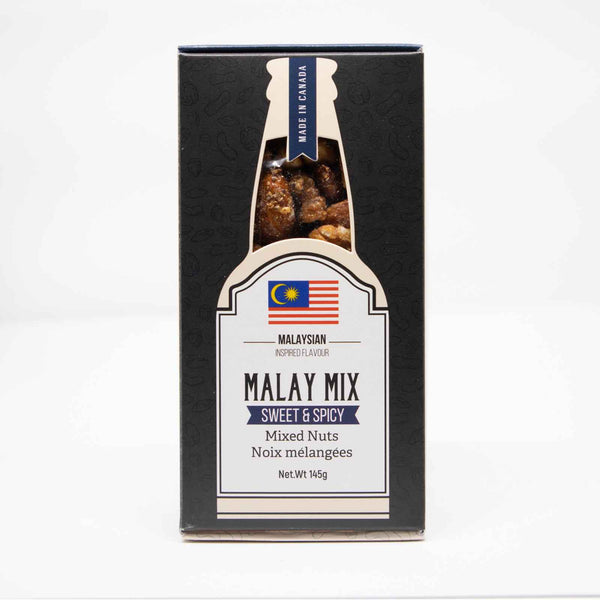 Beer Snacks: Malay Mix