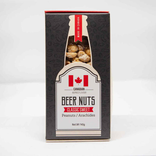 Beer Snacks: Canadian Beer Nuts