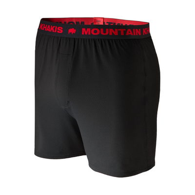 Mountain Khakis Men's Bison Boxer
