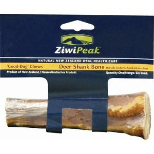 ZIWIPEAK – DEER SHANK BONE (HALF) - The Happy Dolphin Pets