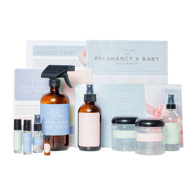 Pregnancy and Baby - Essential Living Kits