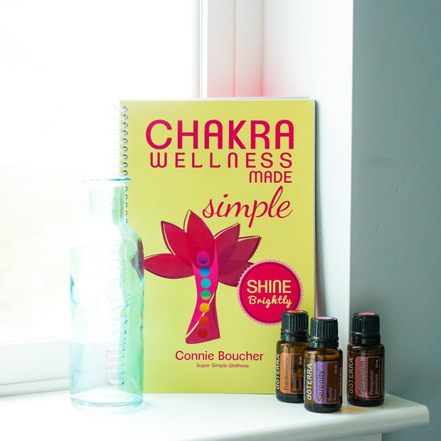 Chakra Wellness Made Simple - Oil Life