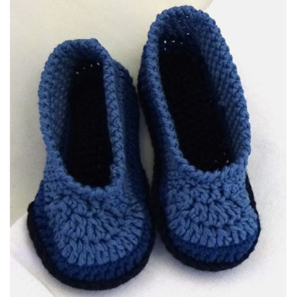 Free Project - Blue Booties