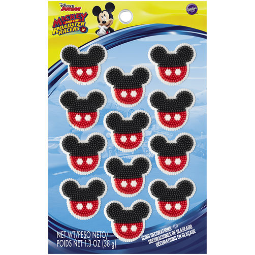 Icing Decorations - Mickey Mouse
