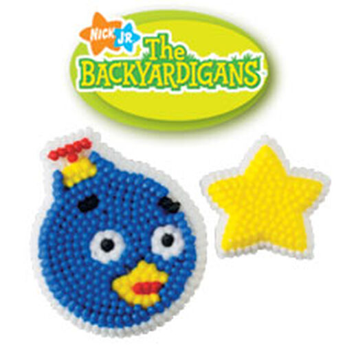 Icing Decorations - Backyardigans