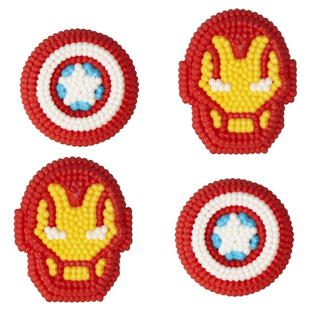 Icing Decorations - Avengers