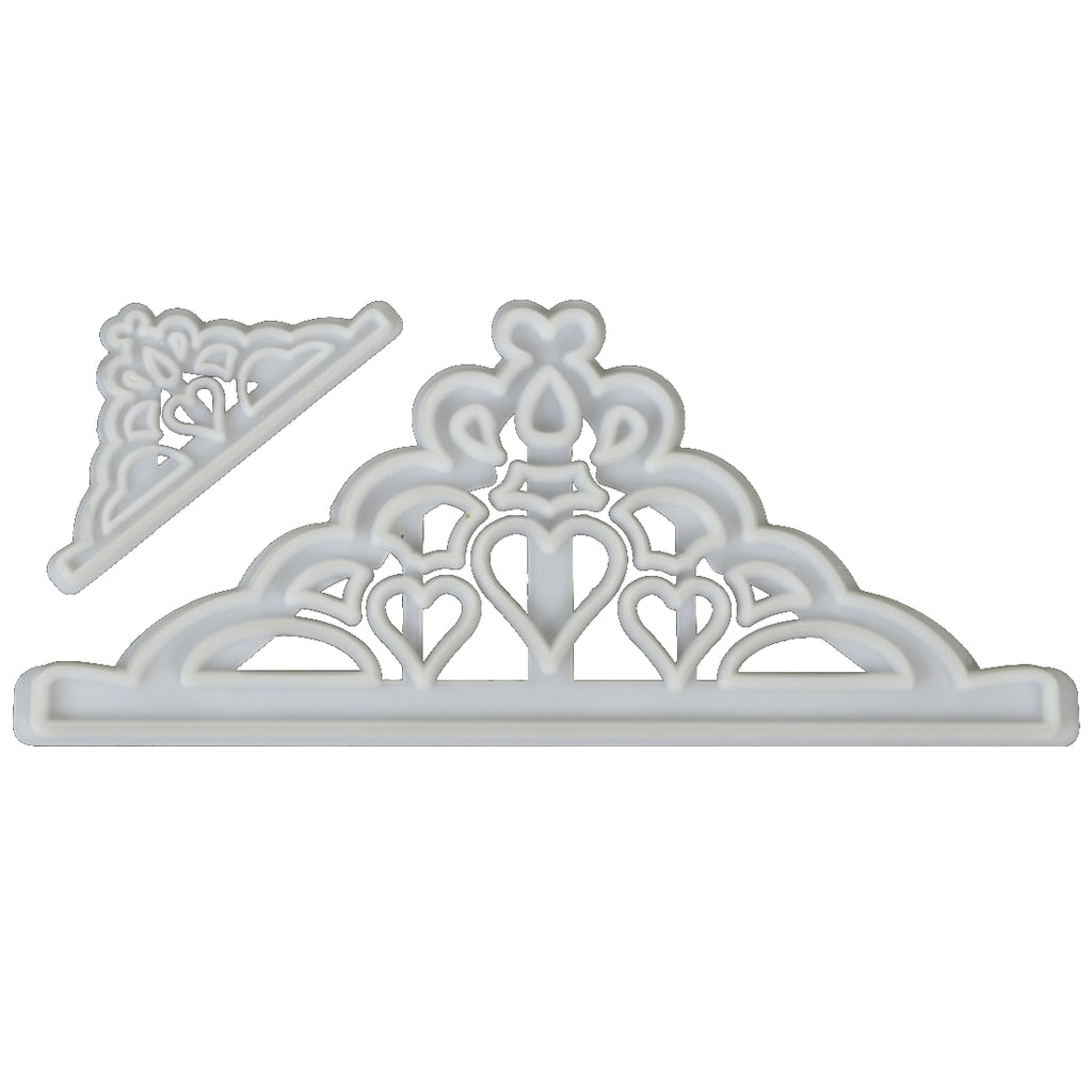 Tiara Cutter Set of 2