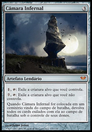 Câmara Infernal / Helvault-Magic: The Gathering-MoxLand