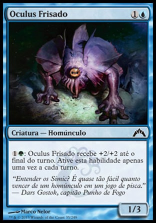Oculus Frisado / Frilled Oculus-Magic: The Gathering-MoxLand