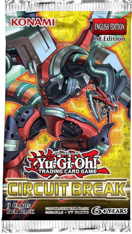 Booster - Ruptura de Circuito / Circuit Break-Yu-Gi-Oh!-MoxLand