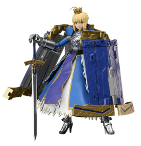 Fate/Stay Night Saber Pendragon - Armor Girls Project-BANDAI-MoxLand
