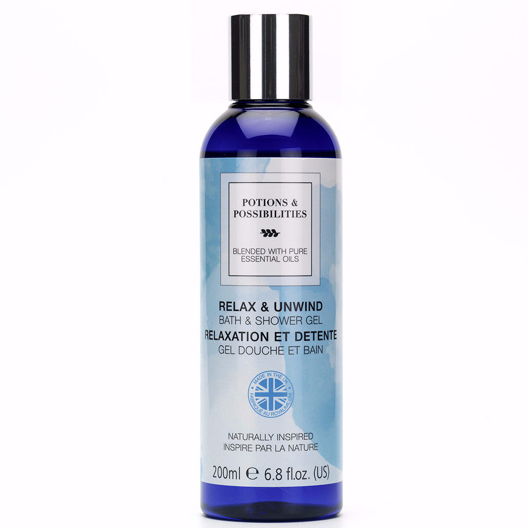 Relax & Unwind Bath & Shower Gel