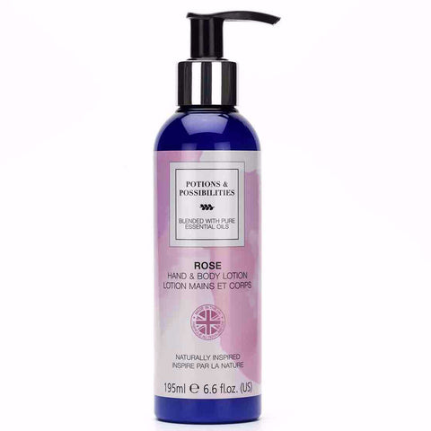 Rose Hand & Body Lotion