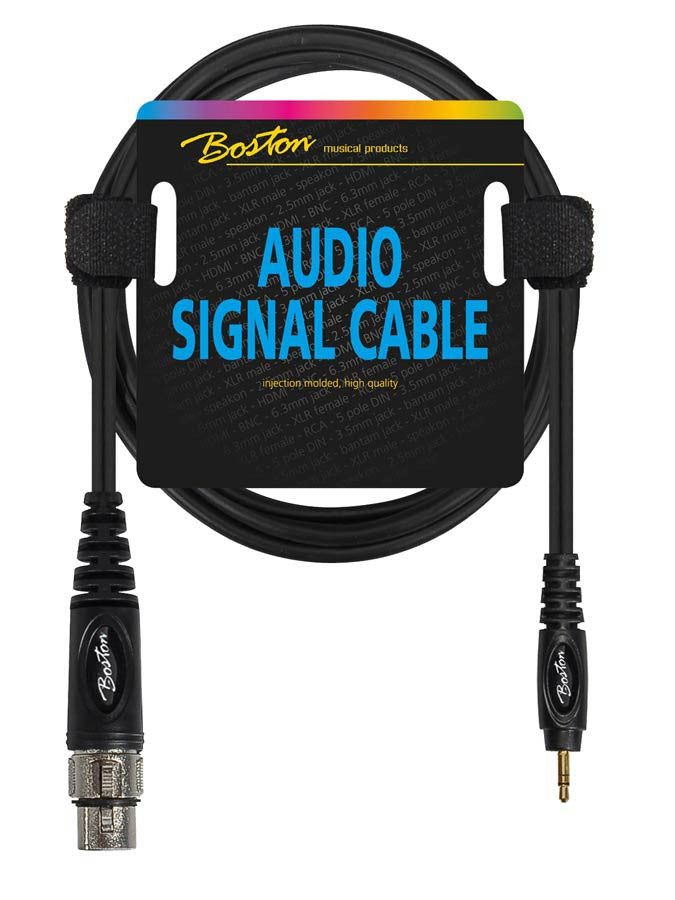 Boston AC-296-075 Audio Signal Cable 0.75M