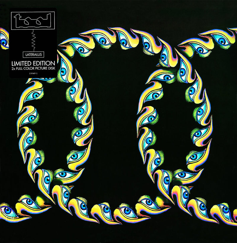 Tool - Lateralus 2LP (Picture Disc)