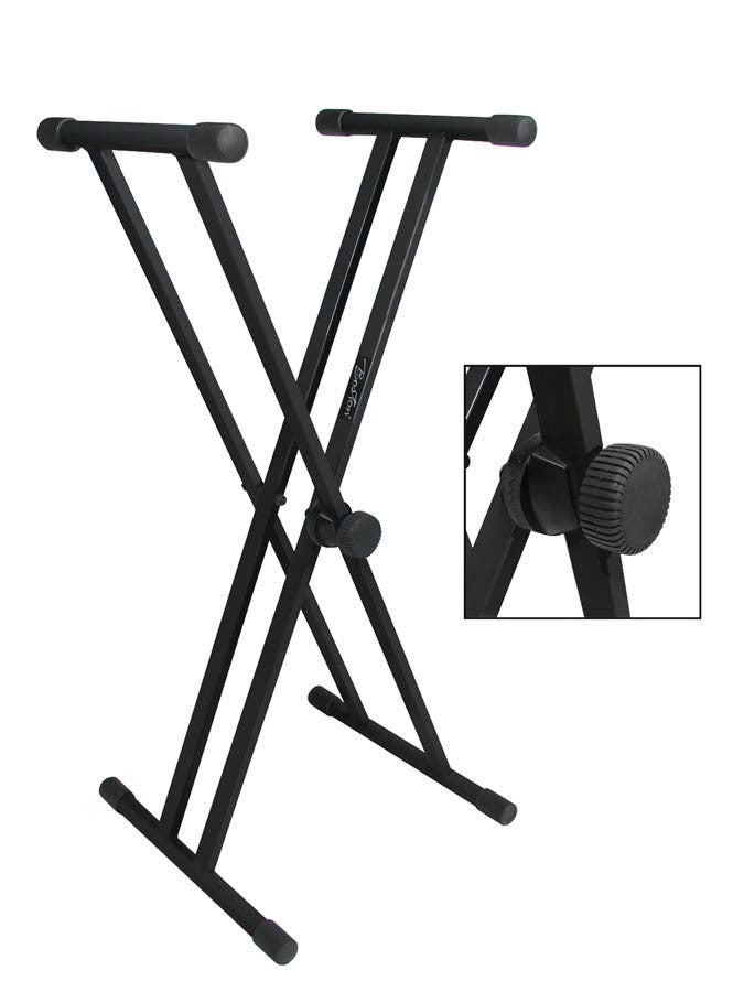 Boston KS205 Double Braced Keyboard Stand