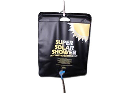 13.126 - SOLAR POWER SHOWER - 5 GALLONS