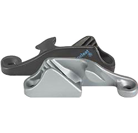 CL217 MK1 AN - Hard Anodized Aluminum - Starboard Entry - ClamCleat