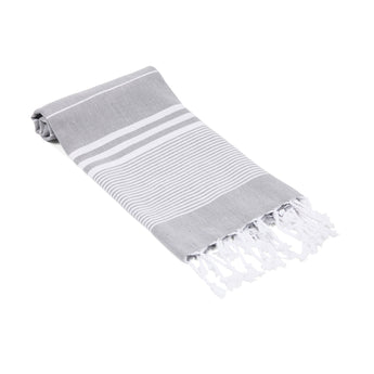 Essential Multi Stripe Turkish Hand / Kitchen Towel