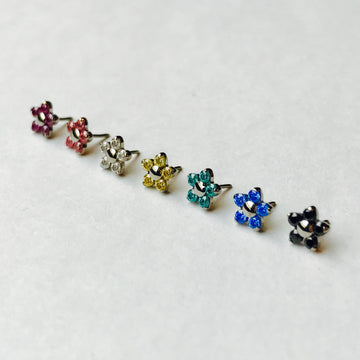 NeoMetal Pushpin Flower End