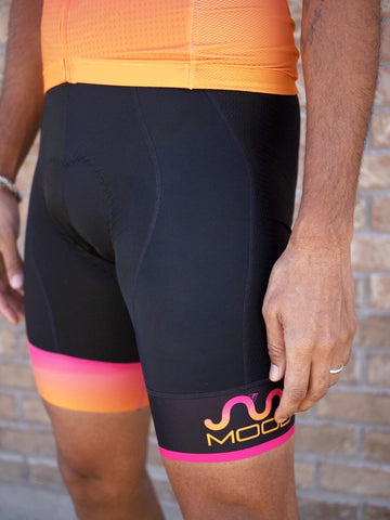 Sunset Cycling Bib Shorts
