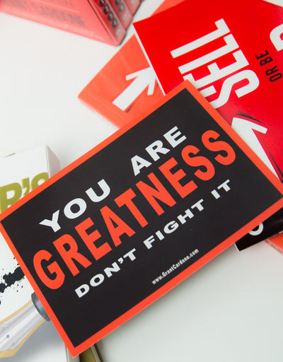 Greatness Postcards [10 Pack]